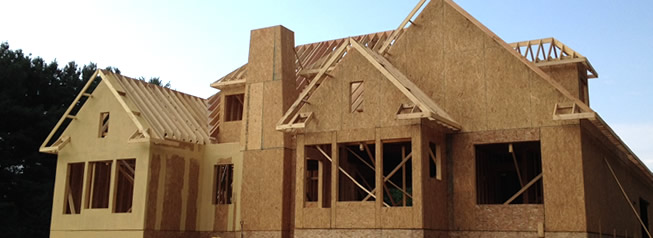 Exterior plywood osb lumber kight home center for Exterior wall sheeting
