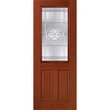 Therma Tru Fcm899 Mahogany Entry Door At Carter Lumber Kight Home