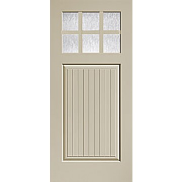Therma Tru Ccv960xc Canvas Collection Entry Door At Carter Lumber
