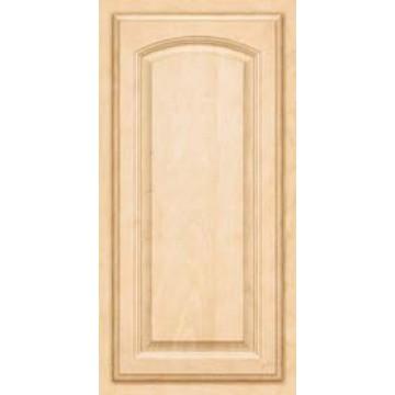 Kraftmaid Arched Raised Veneer Maple Natural Cabinets Hrm