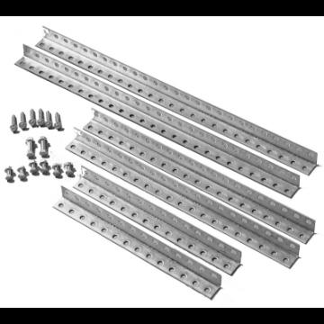 Residential Parts   Garage Door Rear Track Hanger Kit