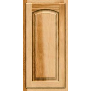 Kraftmaid Arched Raised Panel   Solid Hickory   Natural Cabinets