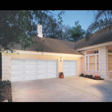 Holmes Garage Doors Residential Standard Steel Silver 5503