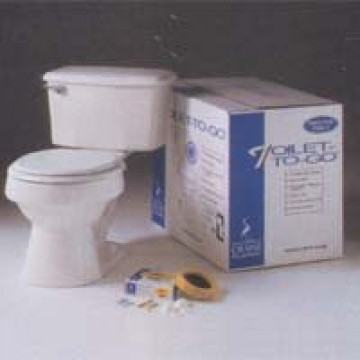 Toilet To Go Round Front Bone American Standard