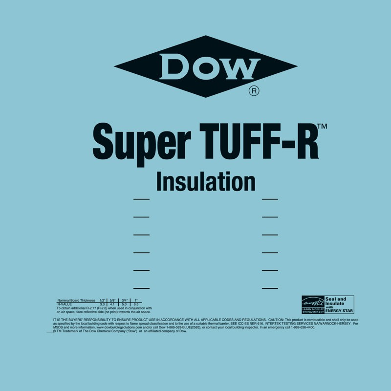 Super Tuff R Insulation Board Products Kight Home Center
