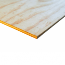 "1/2"" - 4'X8' Yellow Pine CDX Sheathing 4-Ply"