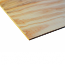 "1/4"" - 4'X8' BC Exterior Yellow Pine Sanded Plywood"