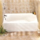 Performa White Lh Tub