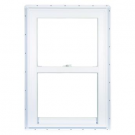 Silver Line 2900 Series New Construction Single-Hung Window