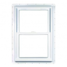 Silver Line 3000 Series New Construction Double-Hung Window