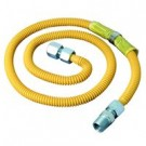 1/2Fipx1/2Mipx48 Gas Connector