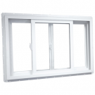 Ply Gem Builders Series 1000 Sliding Windows
