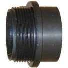 1-1/2X1-1/2Mpt Abs Adapter