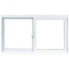 Silver Line 500 Series Replacement Molded Sliding Window
