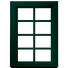 Jeld-Wen Premium Vinyl Fixed Windows