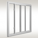 Ply Gem Builders Series 1120/30 Sliding Windows