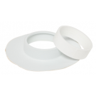 Gentite Peel & Stick Penetration Pocket (White)