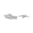 Gentite Insulation Screw w/ Plate