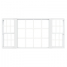 Jeld-Wen Premium Vinyl Bay Windows