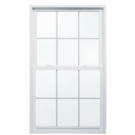 Builders Vinyl Double-Hung Windows