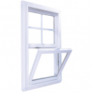 Ply Gem Builders Series 1000 Single-Hung Windows