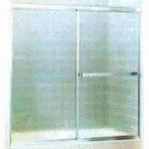 5Ft Chrm Bath Enclosure Door
