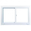 Silver Line 8700 Series Impact Weather Stopper Series Replacement Sliding Window