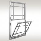 Ply Gem Builders Series 3752/53 Single-Hung Windows
