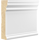 "French Curves Scene I   5 1/2"" MDF Architrave"