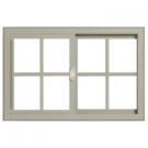 Jeld-Wen Premium Vinyl Sliding Windows