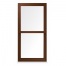 Andersen 100 Series Single Hung Window Cocoa Bean