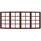 Jeld-Wen Siteline EX Bow Windows