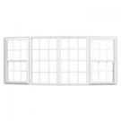 Jeld-Wen Custom Wood Bow Windows