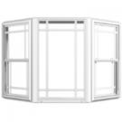 Jeld-Wen Siteline EX Bay Windows