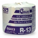 Guardian Standard Roll Fiberglass Insulation R13