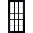JELD-WEN Premium Vinyl Casement Windows Black