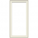 JELD-WEN Premium Vinyl Casement Windows French Vanilla