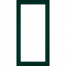 JELD-WEN Premium Vinyl Casement Windows Hartford Green