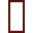 JELD-WEN Premium Vinyl Casement Windows Mesa Red